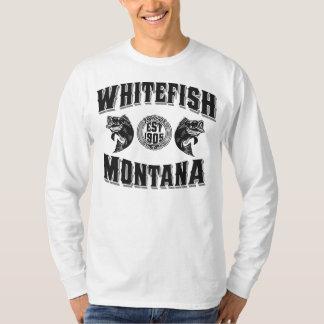 Whitefish Old Style Black T-Shirt