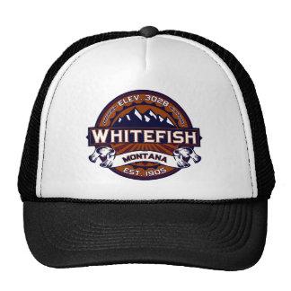 Whitefish Vibrant Trucker Hat