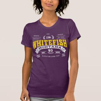 Whitefish Vintage Lemon T-Shirt