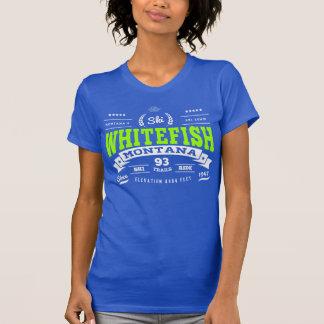 Whitefish Vintage Lime T-Shirt