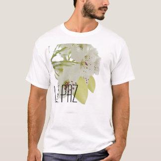 WhiteFlower LE PAZ T-Shirt