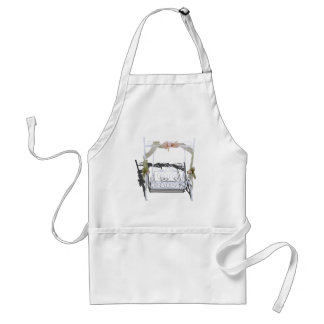 WhiteGardenSwing103013.png Adult Apron