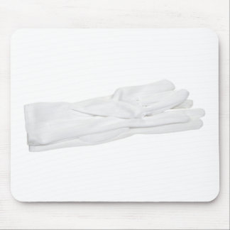 WhiteGloves082909 Mouse Pad