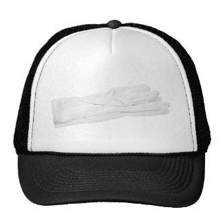WhiteGloves082909 Trucker Hat