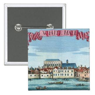Whitehall 'de un libro de las perspectivas pin cuadrada 5 cm