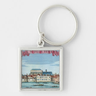 Whitehall from 'A Book of the Prospects Keychains