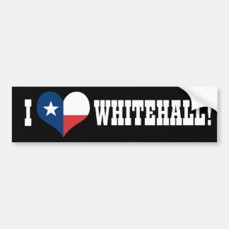 Whitehall Polley Mansion Bumper Sticker