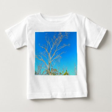 Beach Themed ☼Whitehaven Beach feeling☼ Baby T-Shirt