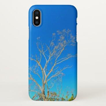 ☼Whitehaven Beach feeling☼ iPhone X Case