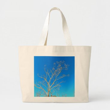 Beach Themed ☼Whitehaven Beach feeling☼ Large Tote Bag