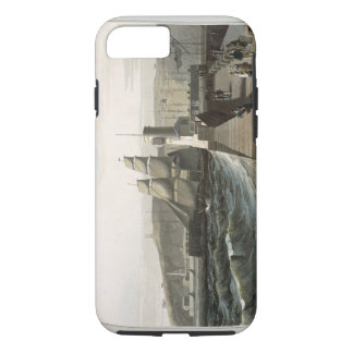 Whitehaven, Cumberland, from 'A Voyage Around Grea iPhone 8/7 Case