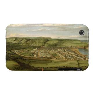 Whitehaven, Cumbria, Showing Flatt Hall, c.1730-35 iPhone 3 Cases
