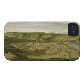 Whitehaven, Cumbria, Showing Flatt Hall, c.1730-35 iPhone 4 Covers
