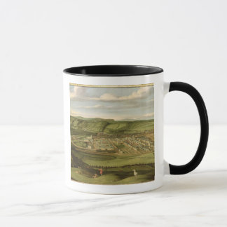 Whitehaven, Cumbria, Showing Flatt Hall, c.1730-35 Mug
