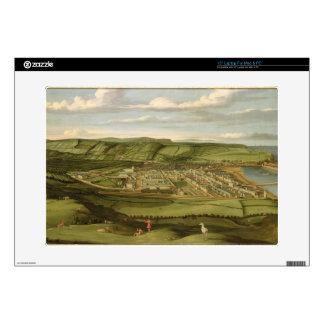 "Whitehaven, Cumbria, Showing Flatt Hall, c.1730-35 Skin For 15"" Laptop"