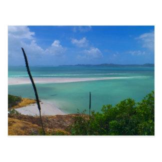 Whitehaven island postcard
