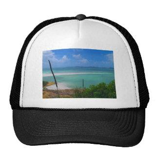 Whitehaven island trucker hat