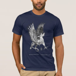 Whitehead Griffin black T-Shirt