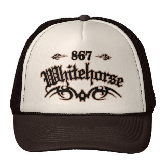 Whitehorse 867 trucker hat