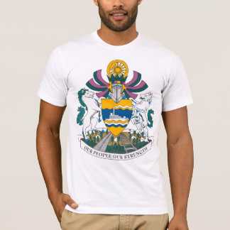 Whitehorse Coat of Arms T-shirt