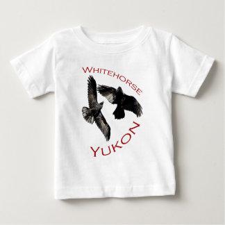 Whitehorse, Yukon Baby T-Shirt