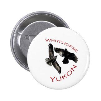 Whitehorse, Yukon 2 Inch Round Button