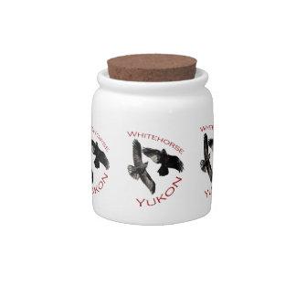 Whitehorse, Yukon Candy Dish