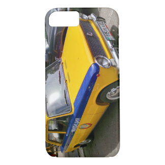 WhiteHot Pursuit in Kazakhstan: Cool Vintage Photo iPhone 8/7 Case