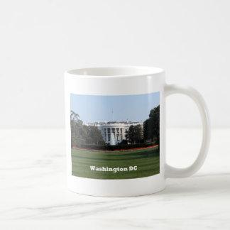 Whitehouse Classic White Coffee Mug