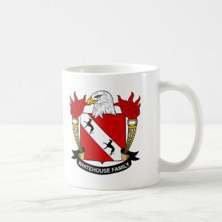 Whitehouse Family Crest Coffee Mug