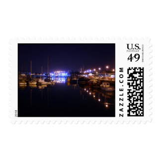 Whitehouse Pier, Barbican, Plymouth Postage Stamp