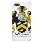 Whitelaw Family Crest Case For iPhone 5