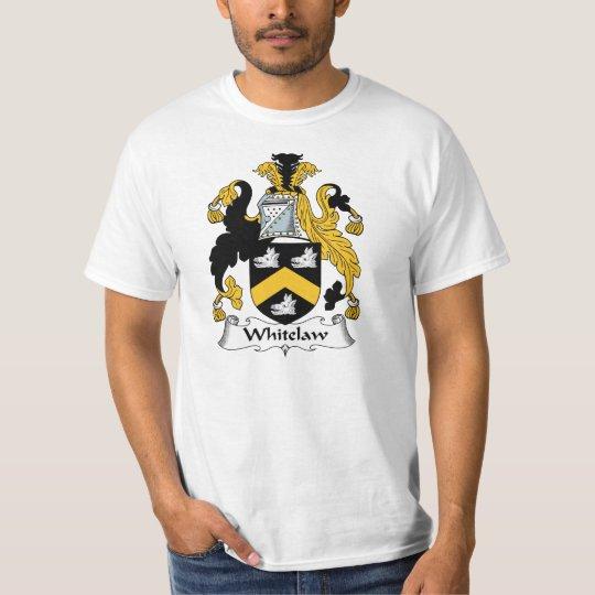 Whitelaw Family Crest T-Shirt