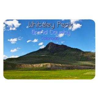 Whiteley Peak ~ Grand County, Colorado Magnet