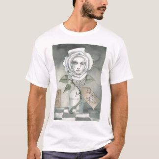 whiterose 001 T-Shirt