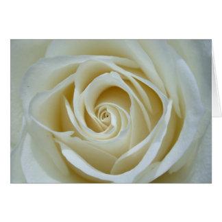 whiterose card