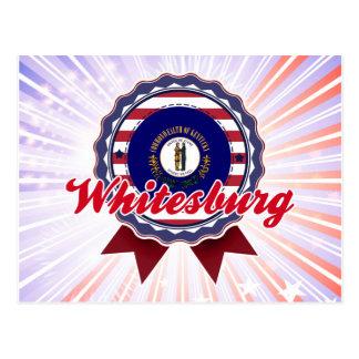 Whitesburg KY Post Card