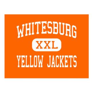 Whitesburg - Yellow Jackets - High - Whitesburg Postcards