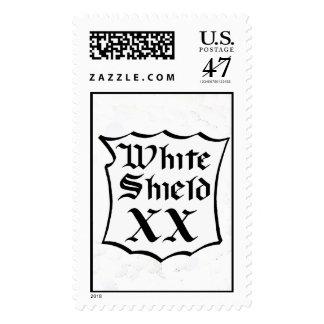 WhiteShield Stamp