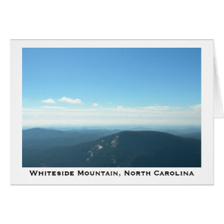 Whiteside Mountain (Title) Stationery Note Card