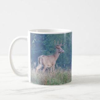 Whitetail Buck Profile Mug