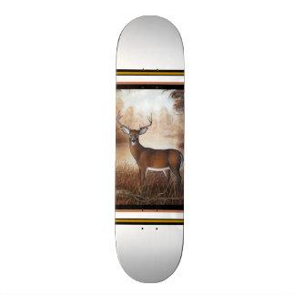 Whitetail Buck Skateboard Deck