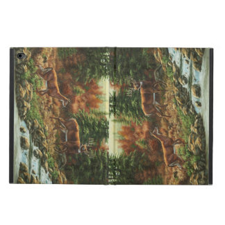 Whitetail Deer and Waterfall Powis iPad Air 2 Case
