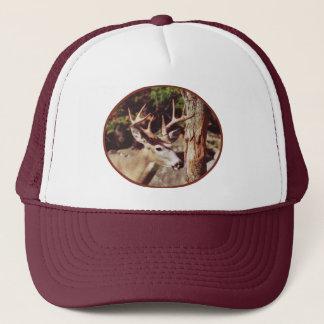 Whitetail Deer - Buck Hat