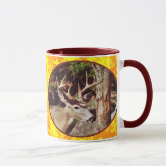 Whitetail Deer Buck Mug 5