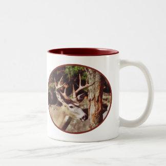 Whitetail Deer Buck Mug 6