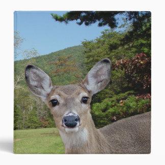 Whitetail Deer - Doe Binder