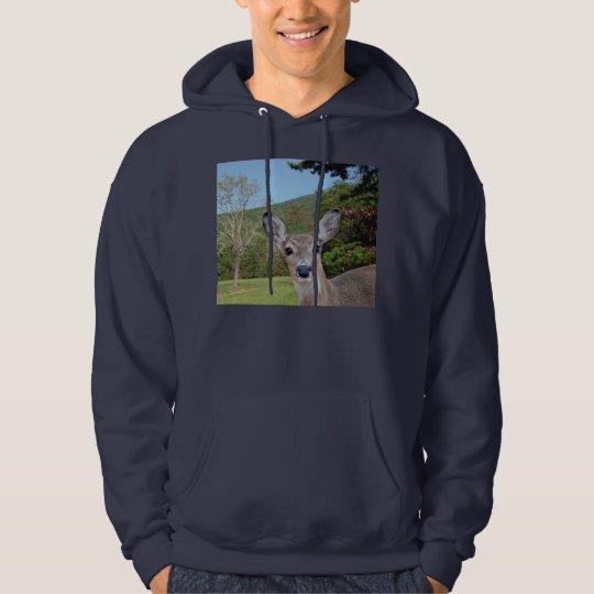 Whitetail Deer (Doe) Hoodie / Sweatshirt