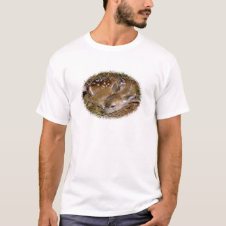 Whitetail Deer Fawn T-Shirt
