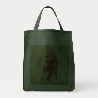 Whitetail Deer Fawn Tote Bag 3